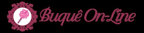 Logo da empresa buquê on line