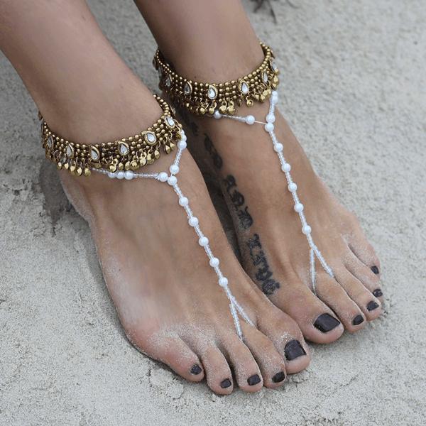 Barefoot de miçanga