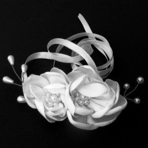 Headband noiva